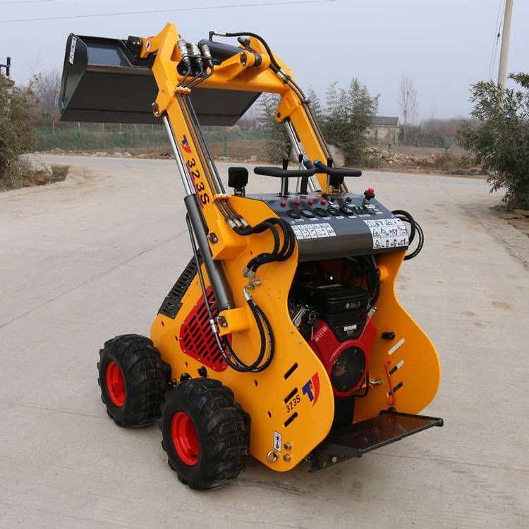 2016 hot sale skid steer loader