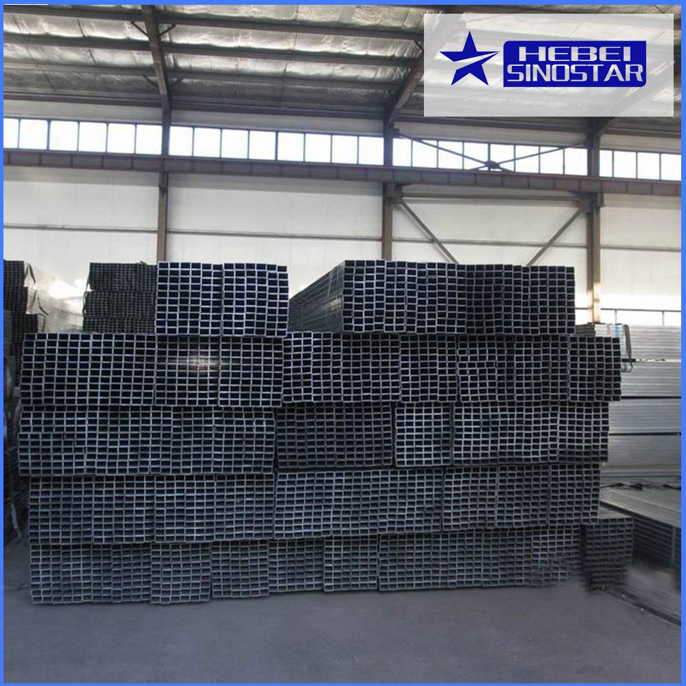 Cold Rolled Steel Rectangular Pipes