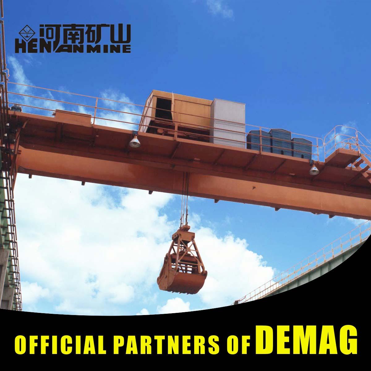 Heavy Duty Engineered Hang-Gliders Crane