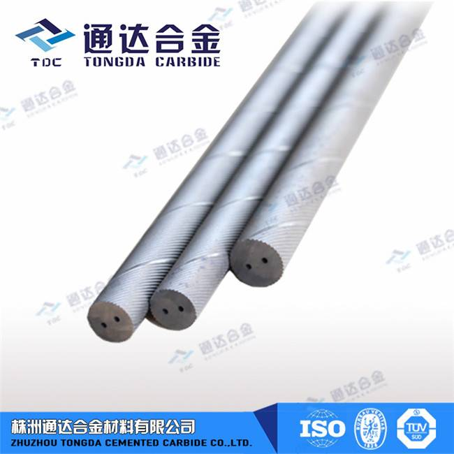Tungsten Carbide Threaded Rod