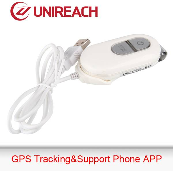 Person GPS Tracker Wtih Built-in Lion-Battery (MT90)