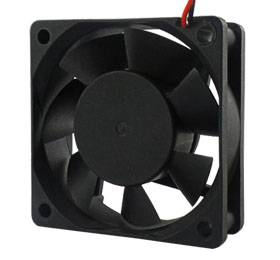 Manufacturer direct 12/24V JDH6020S/B cooling fan