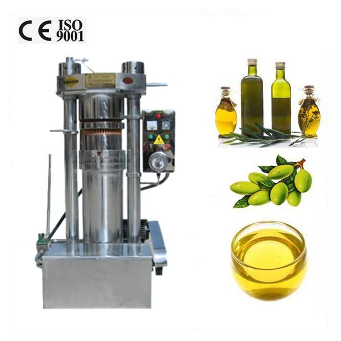 150kg peanut walnut sesame palm hydraulic oil press machine
