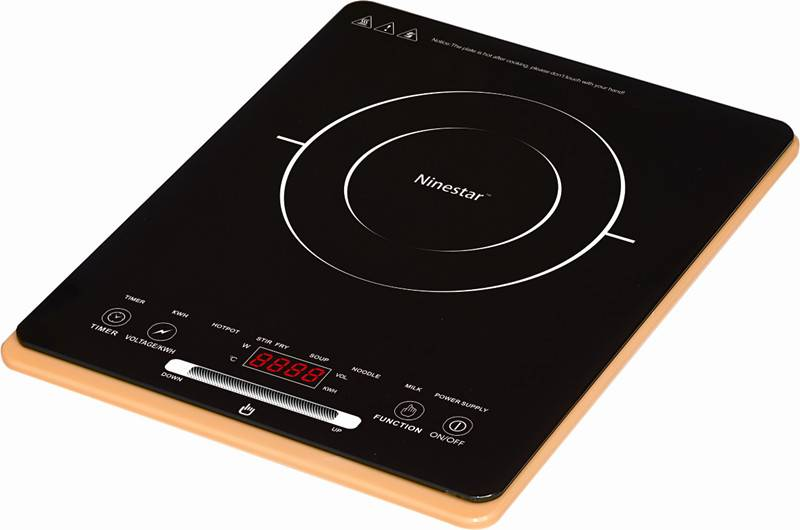 On sale Ultra-thin crystal Induction Cooker (JX-328F-24 series ) with the most reasonable prir