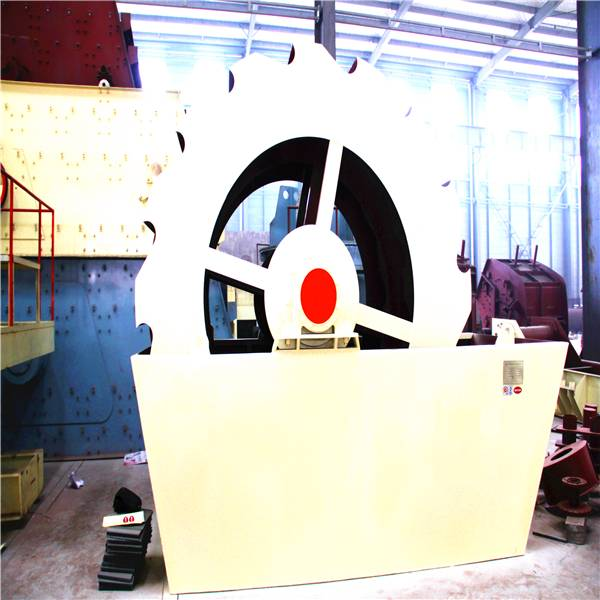 sand washer/sand washing machine by China supplier