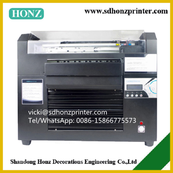 fast speed a3 dx5 head white ink direct to t-shirt garment printing machine HZ-A3-8C