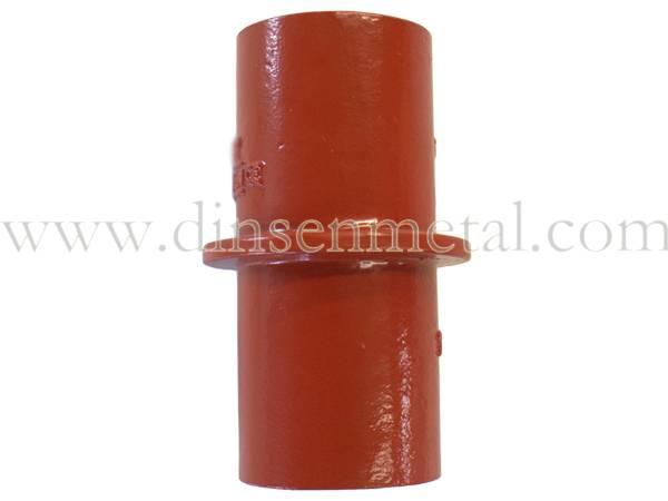 EN877 cast iron fitting double short bend 88