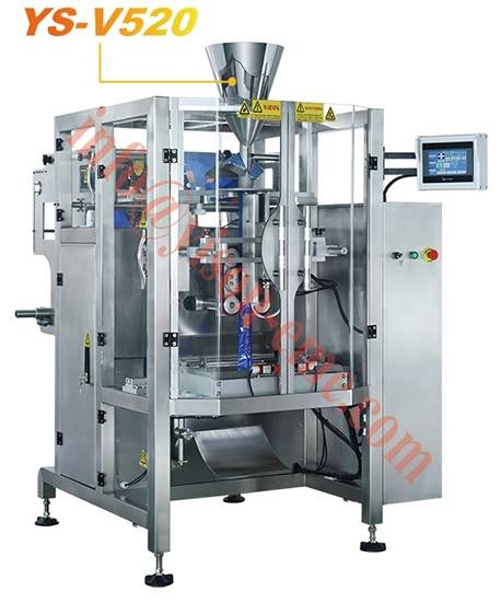 Automatic High speed Packing machine FFS for Foods, grains, powders