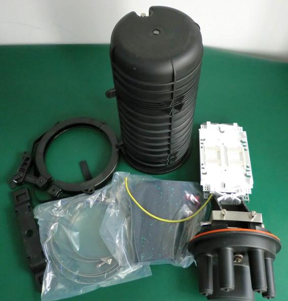 STP014Z-1 Dome Fiber Optic Splice Closure