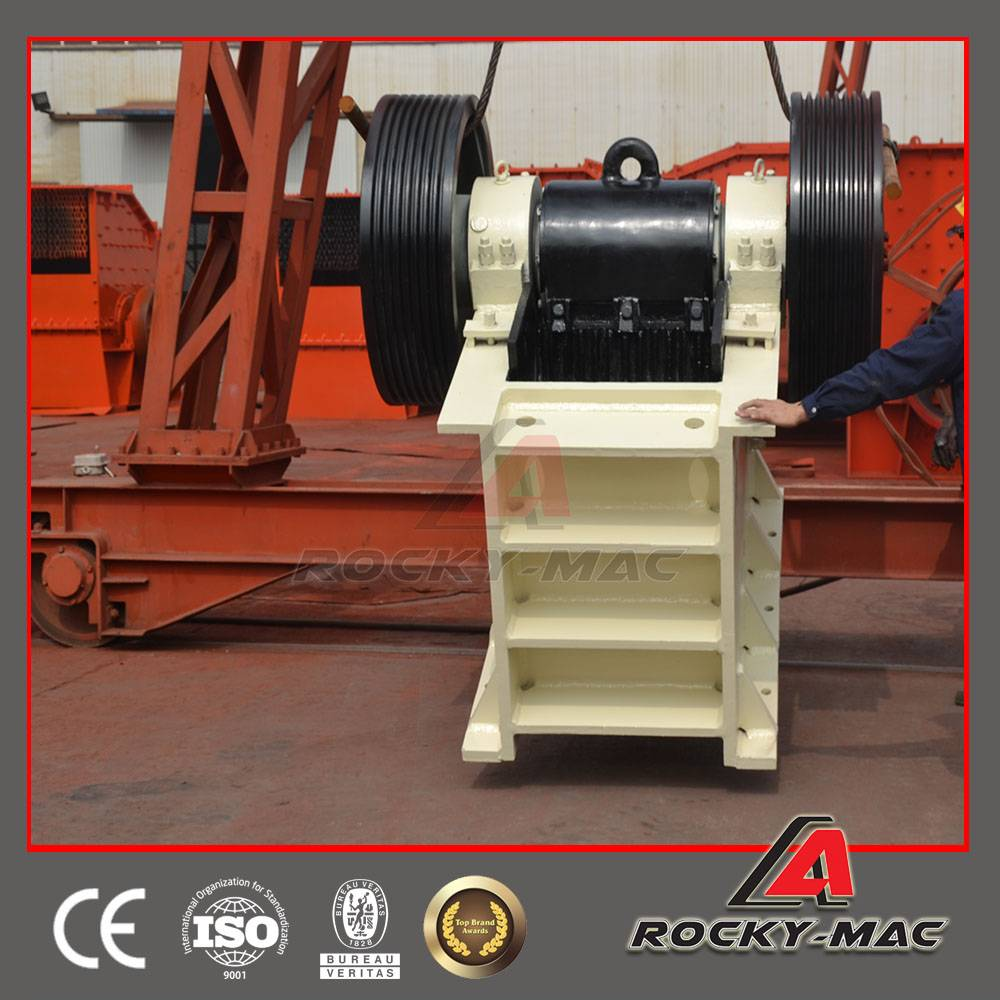 Rocky-mac Jaw Crusher with Competitive Price