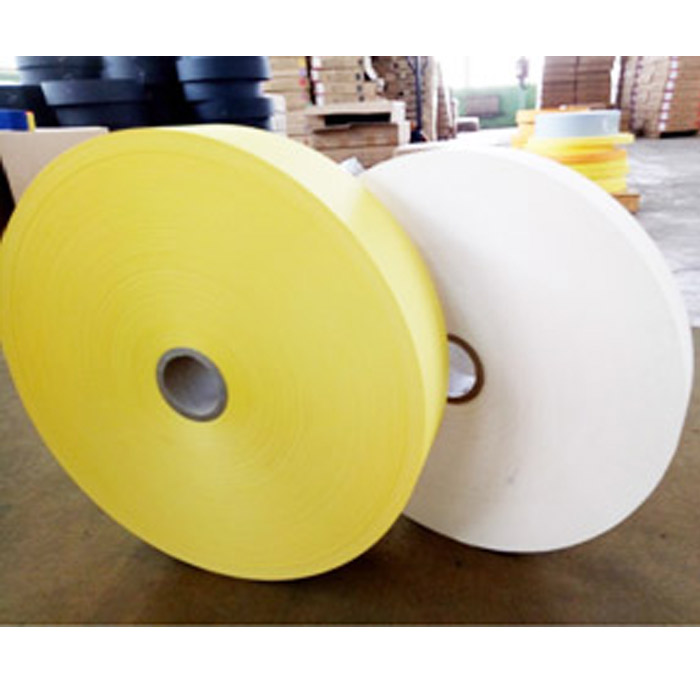 parchment paper roll used in outer paper of the paper cores for POY DTY paper tube