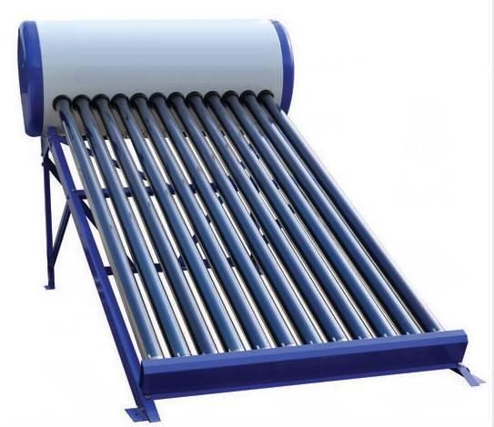 Evacuated tube solar water heater,solar energy solar collector