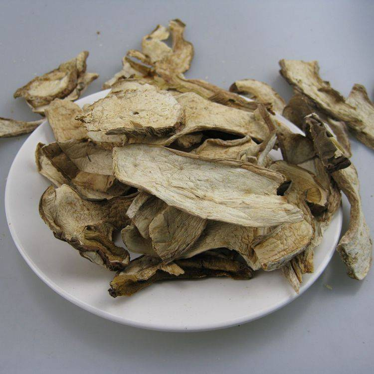 Grade A Wild Dried Porcini Mushrooms Slices from Fresh Material