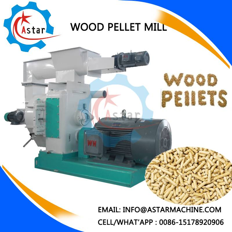 Wood/Straw/Sawdust Pellet Making Mill  2ton Per Hour