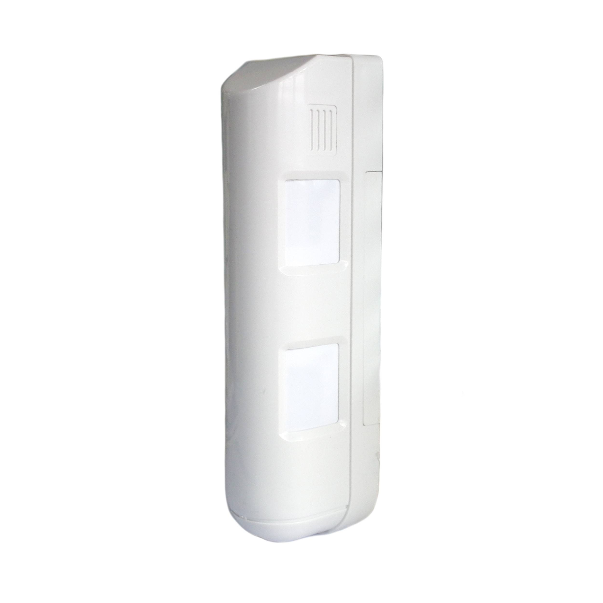 Dual Curtain Outdoor Motion Detector For Boundary Protection