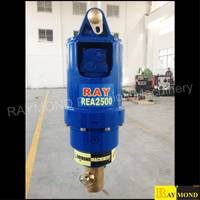 hydraulic auger for excavator