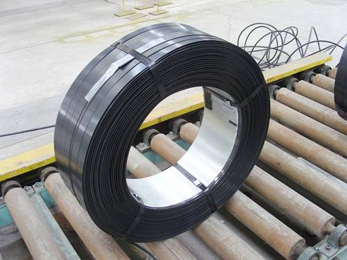 Steel Strapping Mill Wound 0.56x19.0mm