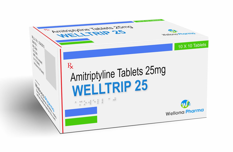 Amitriptyline Tablets