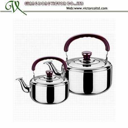 Stainless steel mini travel kettle