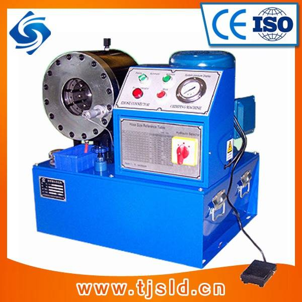 SLD-80 Hydraulic Hose Crimping Machine 1/4 1 inch