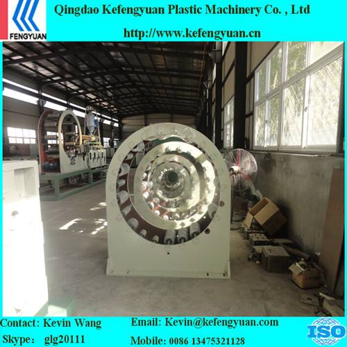 KFY large diameter winding type plastic steel PE HDPE pipe equipment