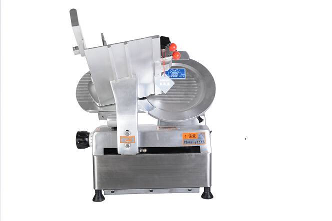 300mm blade automatic frozen meat slicer