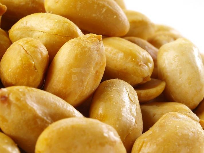 Roasted Blanched Peanuts (No Shell Salted & Unsalted)