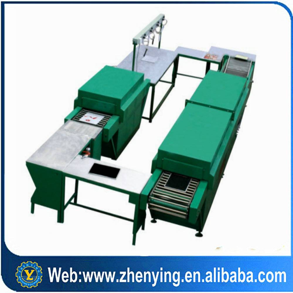 pvc footwear label making machine