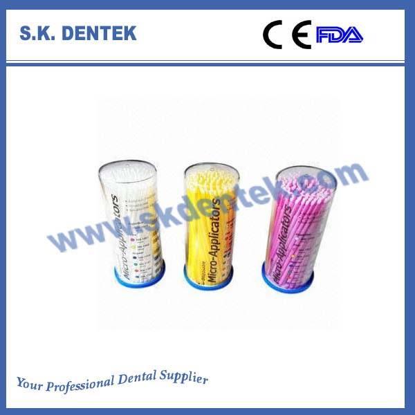 Dental Micro Applicator, Dental Mirco Brush Applicator