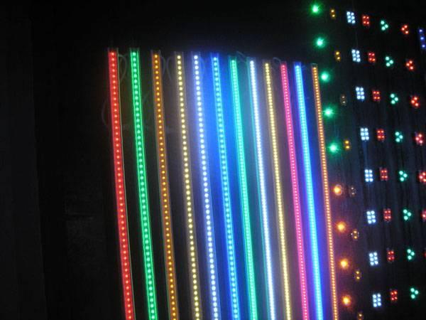 toy crane machine decoration LED strips