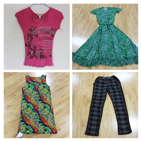 used tropical clothes summer clothes used clothes sale high quality second hand clothing