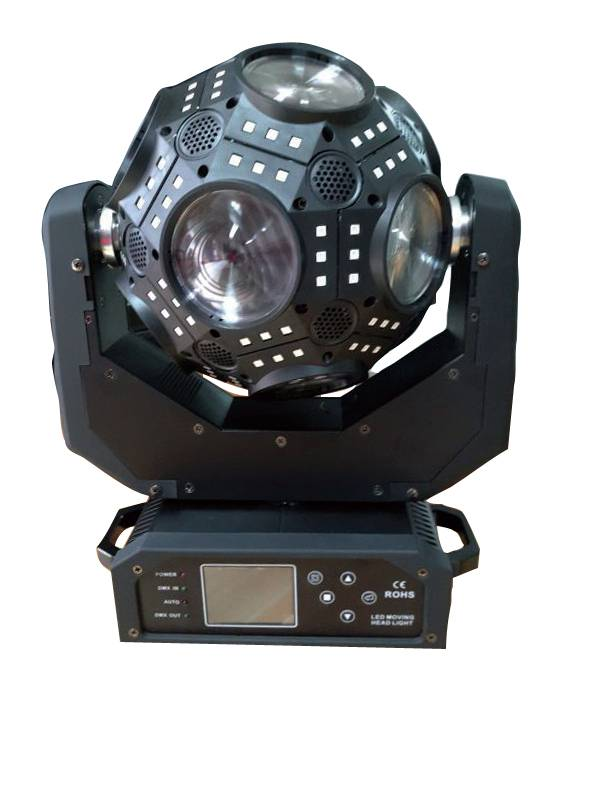 LED CosmoPix Moving Head Light