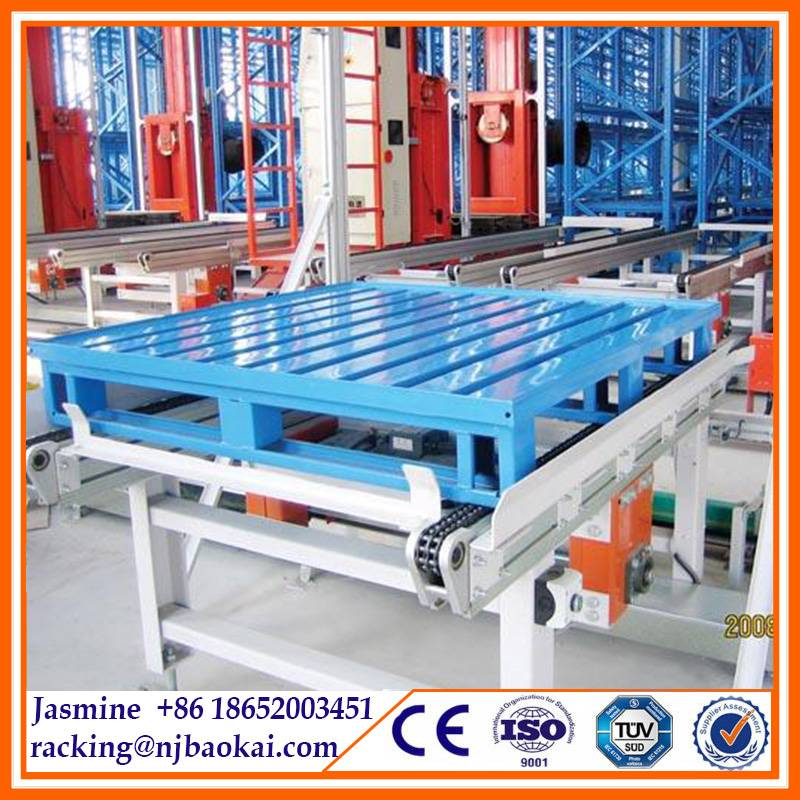 1.5t Heavy Duty Galvanized Metal Stackable Pallet