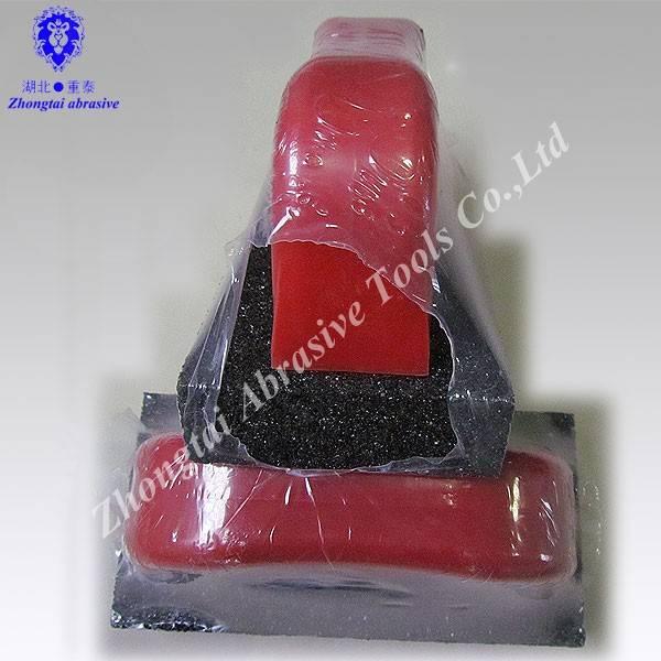 Grinding oil stone