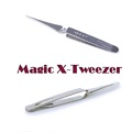 Magic X tweezer