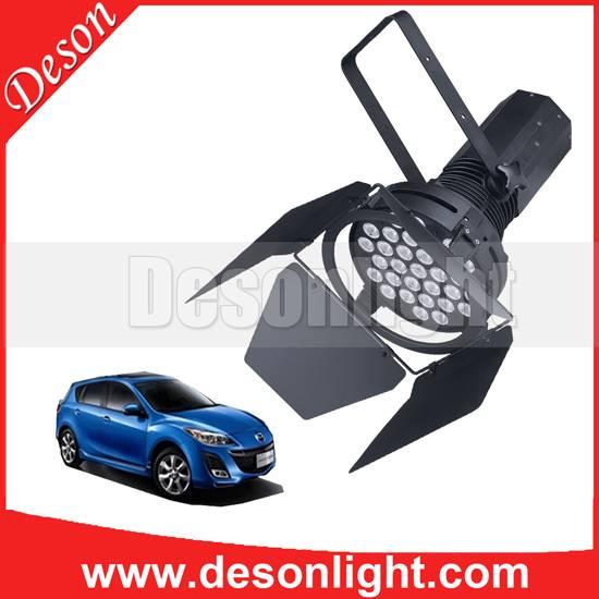 31*10w with barn door fashion show lighting equipment LP-3110