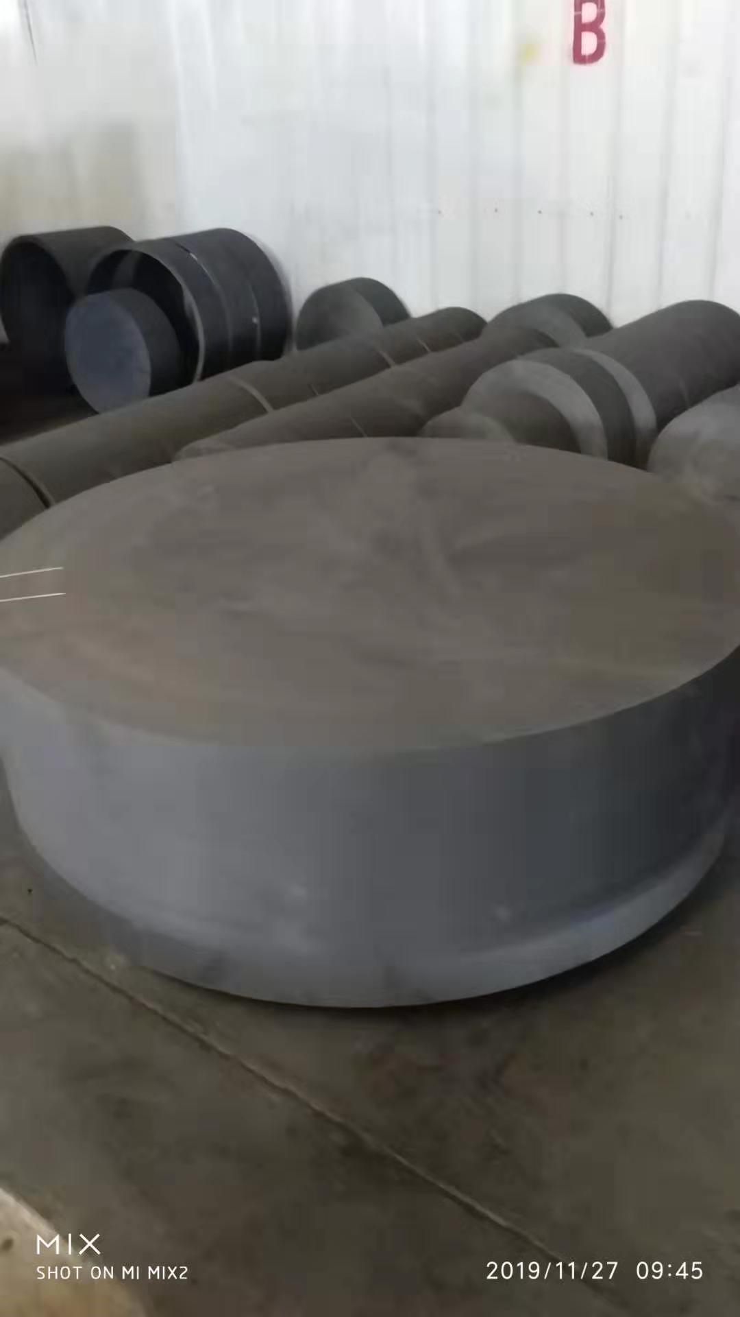 graphite round