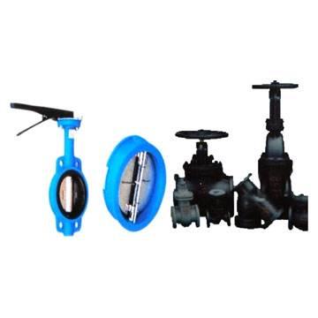 iron valves ANSI BS DIN JIS