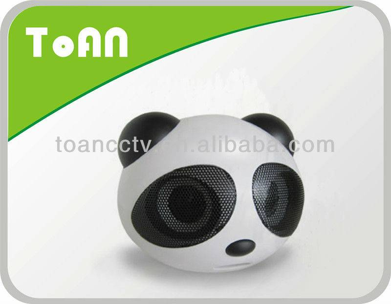 TOAN High Resolution Micro Panda DVR Camera With MP3