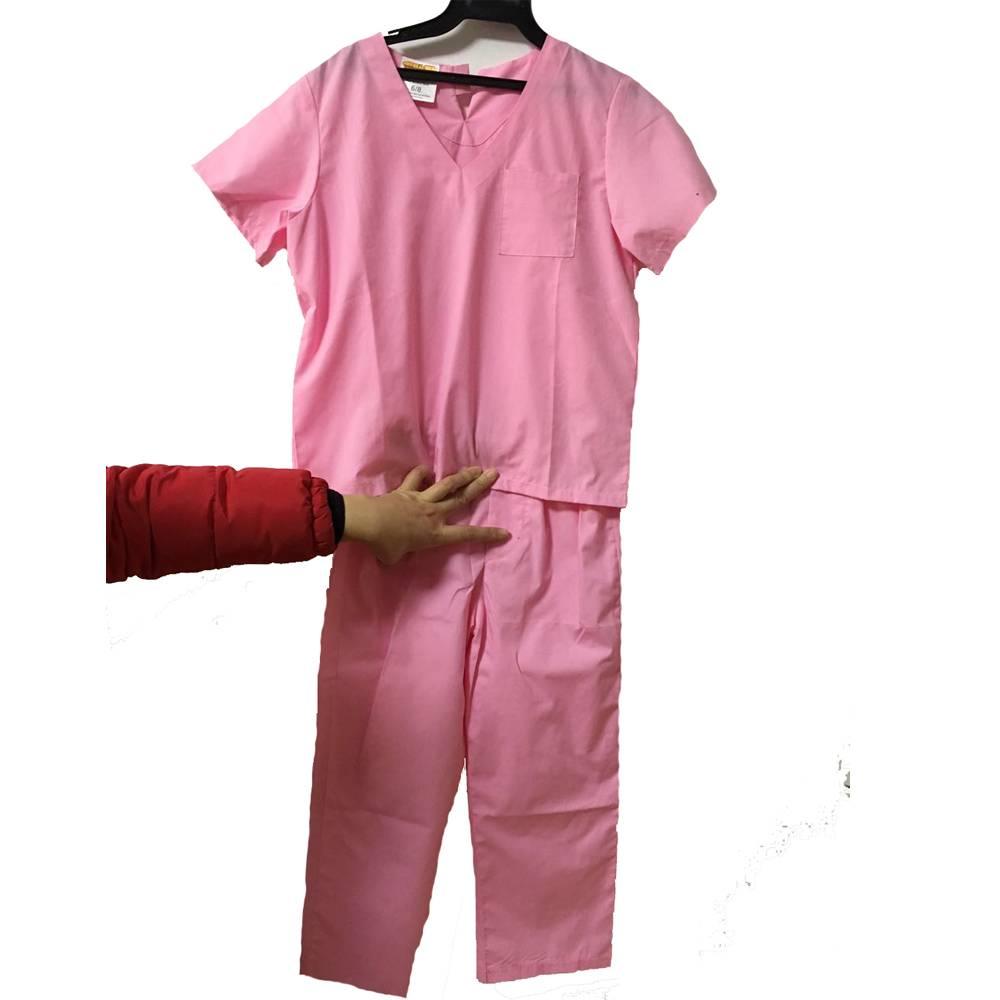 2016 New Trendy Kids Lab Coats On Sale/kids medical scrub suit sets cheap/children nursing uniforms