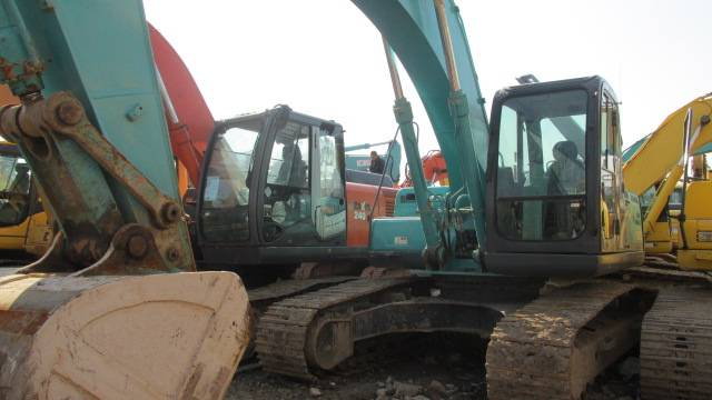 Used KOBELCO Excavator SK210-8,second hand good excavator
