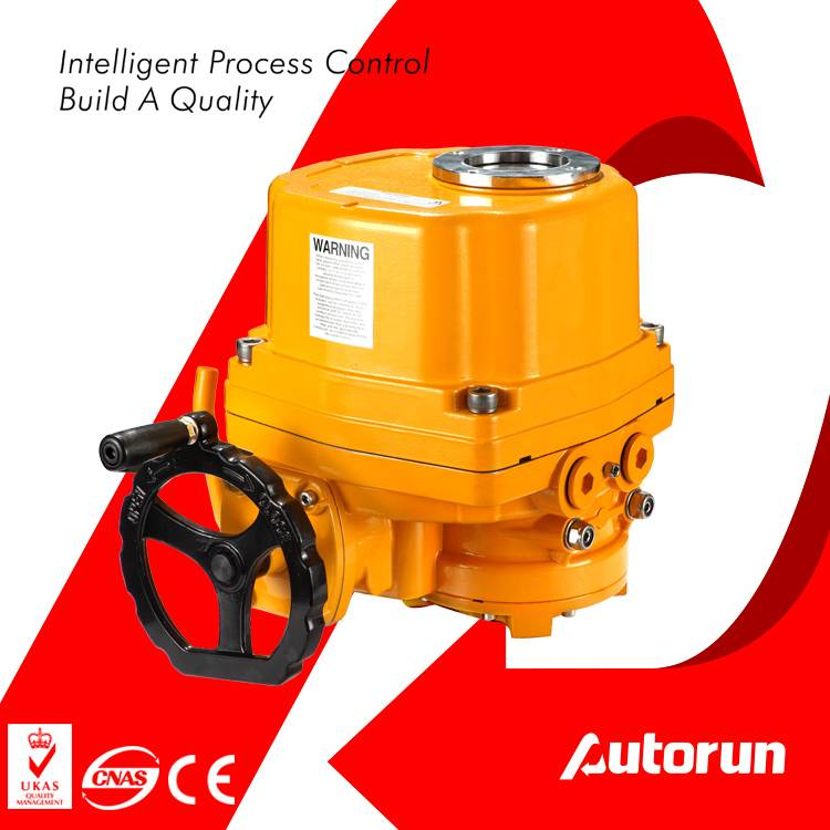 On/off type Explosion Proof Motorized Valve Actuator