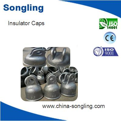 70KN Socket cap for suspended porcelain insulator