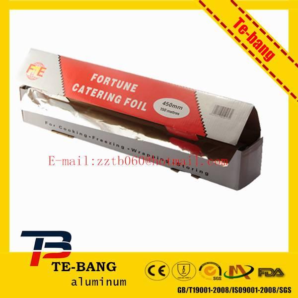 Aluminum household foil ,wholesale aluminum foil