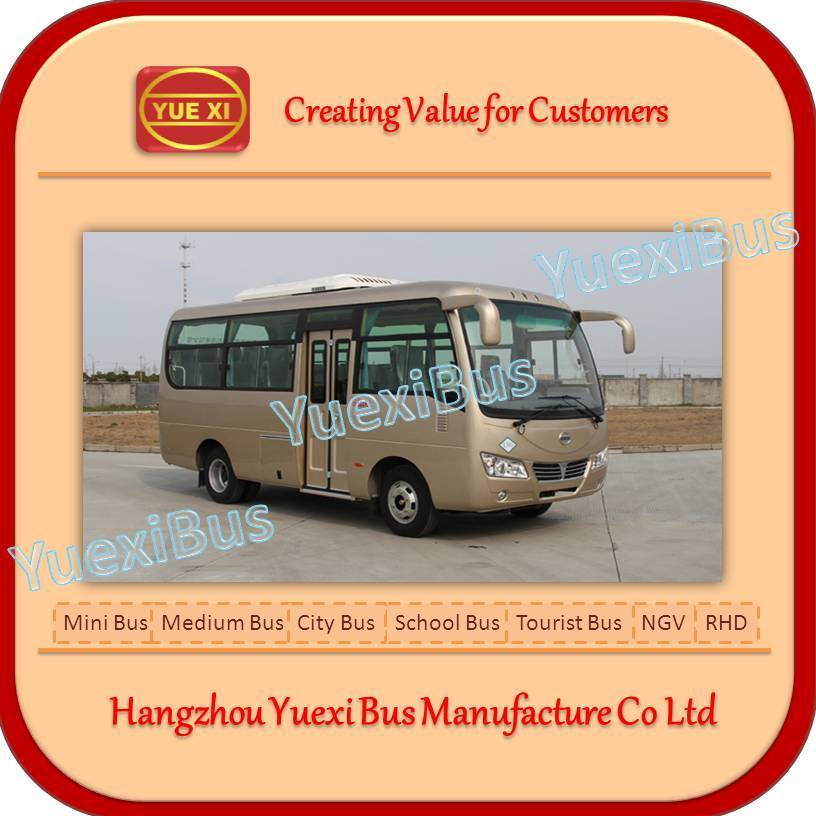 New Bus, Minibus, Passenger Bus, City Bus, School Bus, NGV, RHD bus, citybus, China Bus, Coaster bus