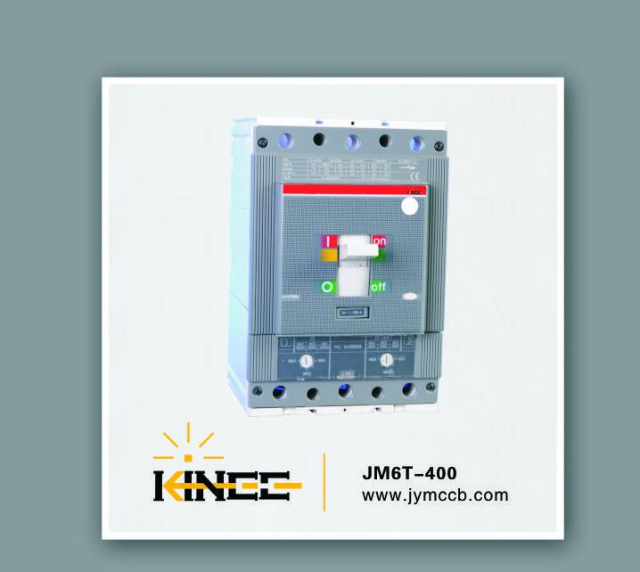 T-Max Electrical Circuit Breaker JM6T-400