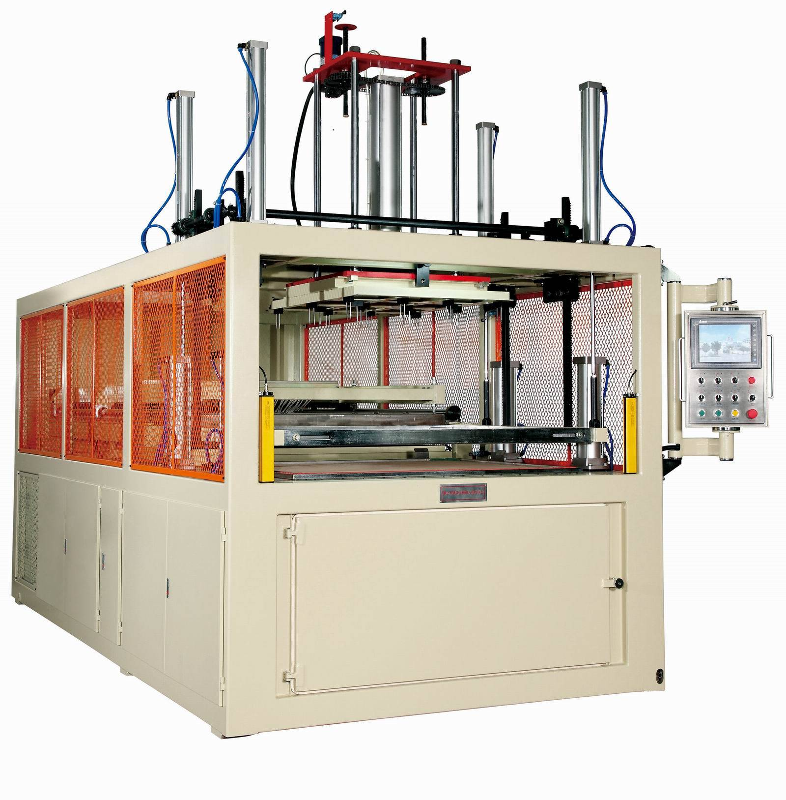 Thick Sheet Blister Forming Machine