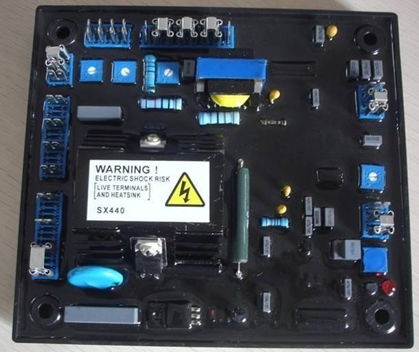 Stamford automatic voltage regulator AVR SX440 stabilizer AVR SX440