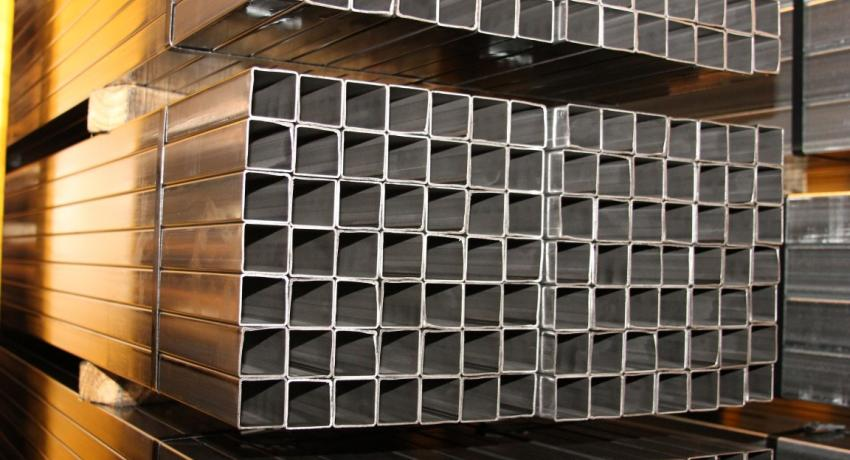 New premium of steel square pipe for building material