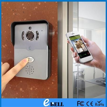 ATZ 2015 Best Selling Wireless Doorbell With Camera Wifi Doorbell